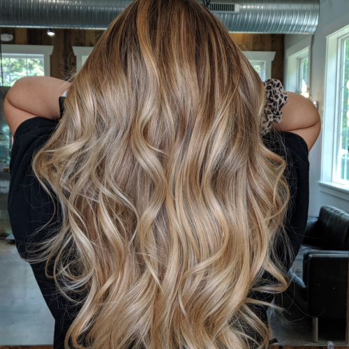 Twisted Scissors Hair Salon Hairstyles